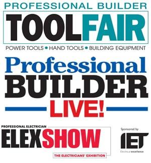 Building Trades show multi logo