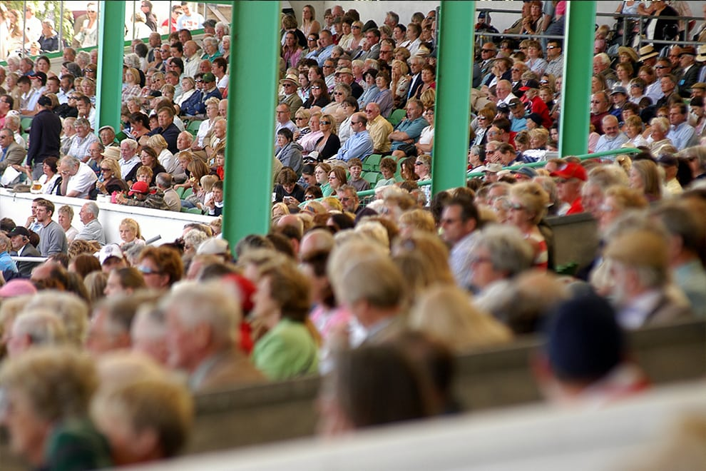 Great Yorkshire Show Grandstand