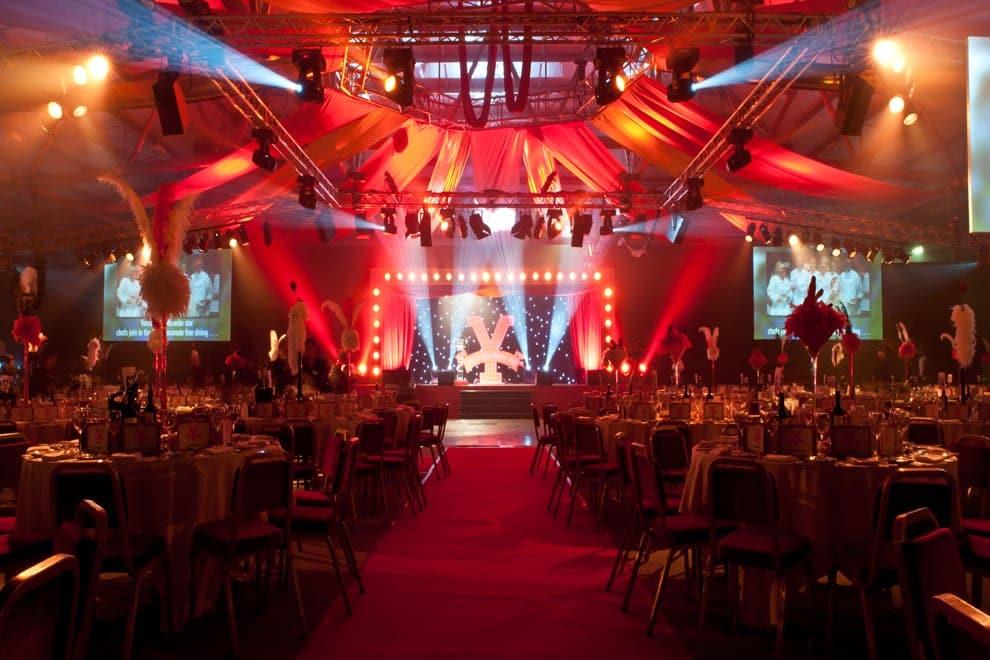 YEC Hall 2 White Rose Awards