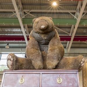 Antiques may bear