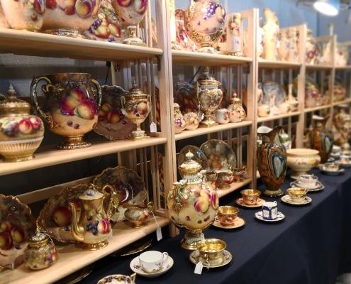 Antiques Show Harrogate