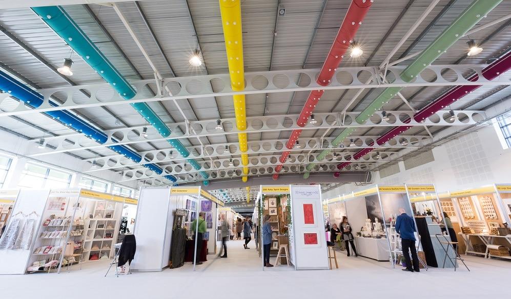 British Craft Trade Fair. Craft Exhibition Harrogate