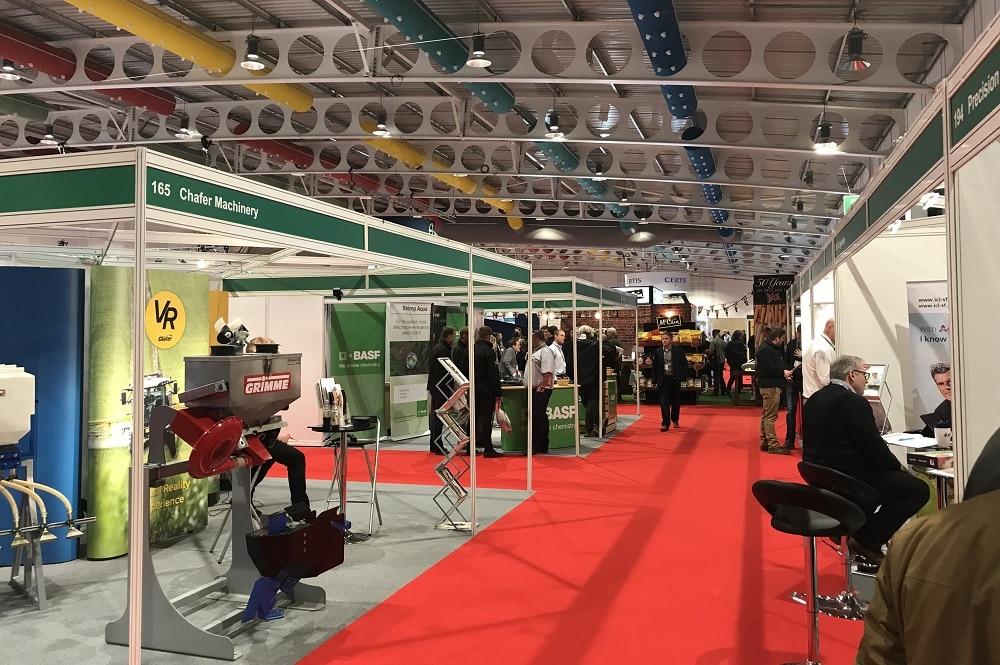 Exhibition centre hire