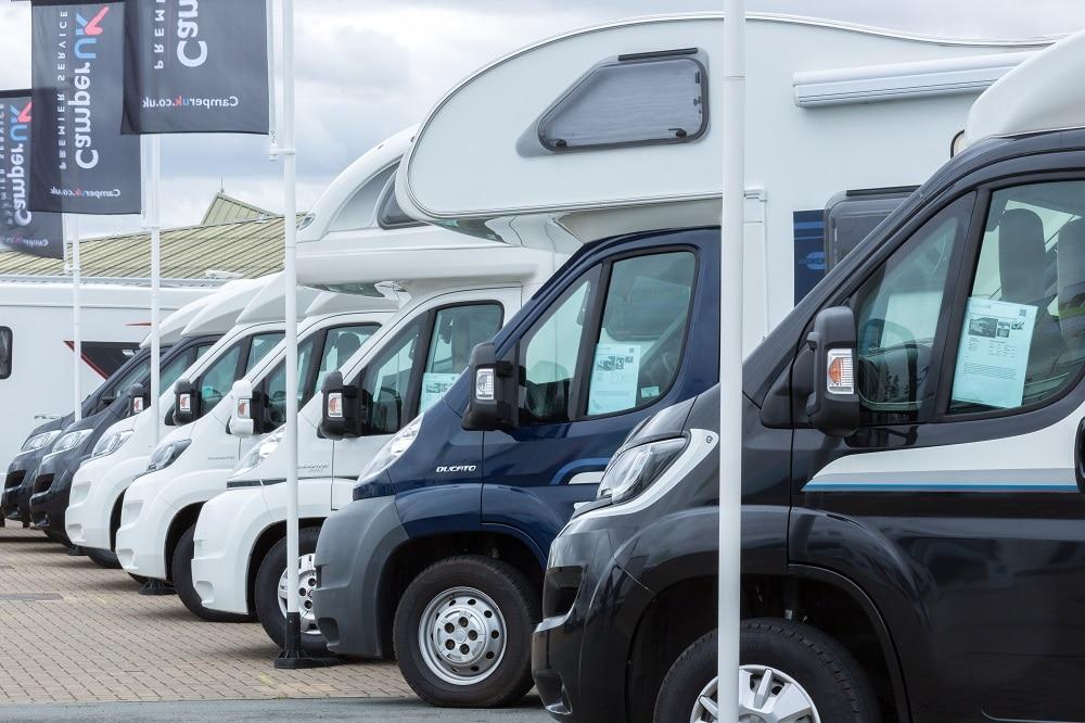 Camping and Caravan show