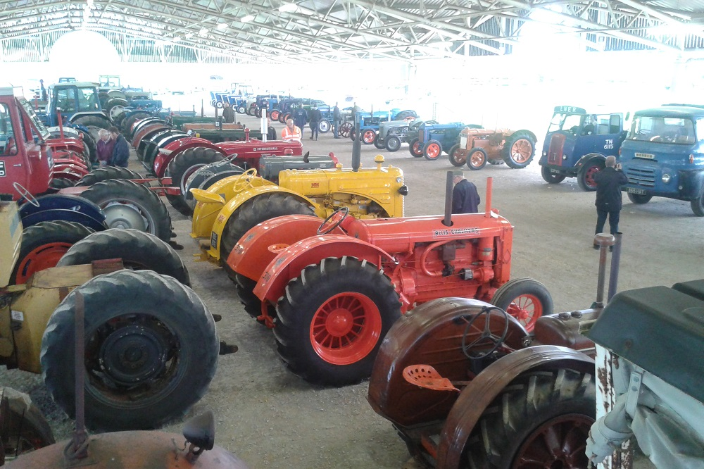 Harrogate tractor auction