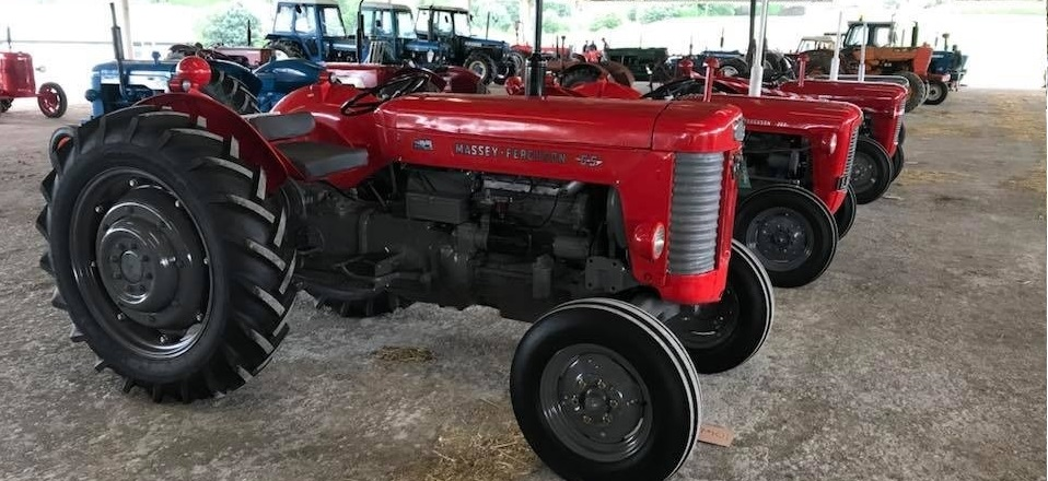 Cheffins Classic and Vintage Tractor Auction