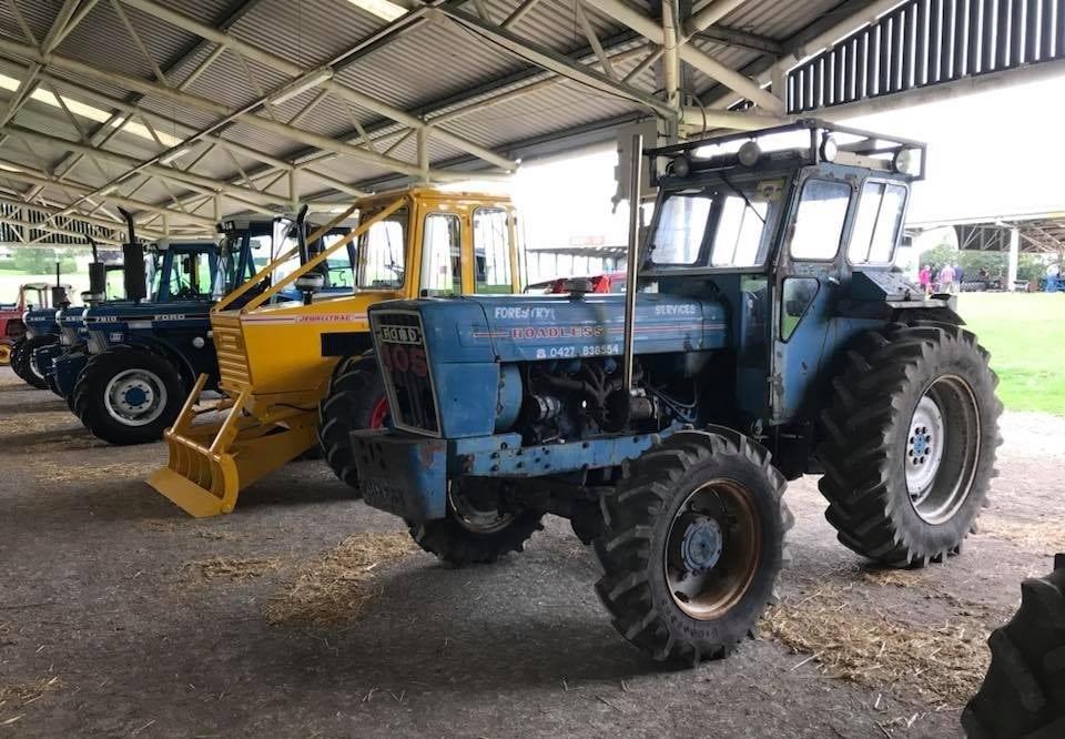 Harrogate Tractor Auction 2019