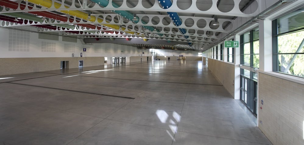 making-large-floor-space