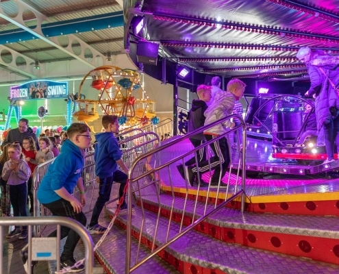 Indoor Funfair Oct