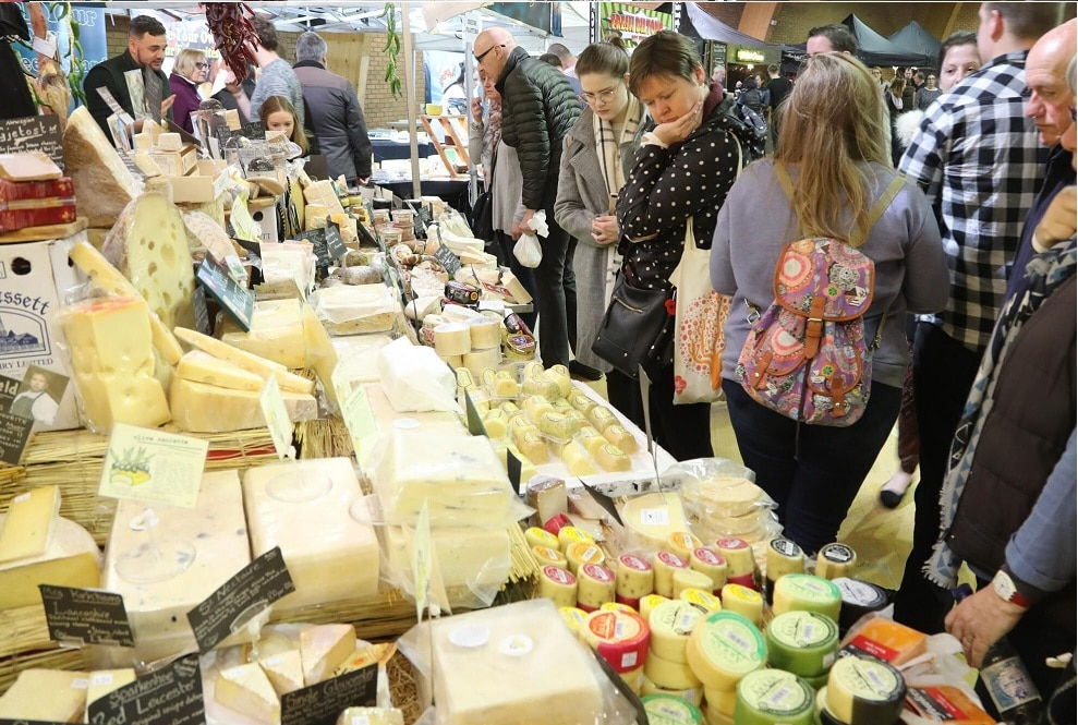 Cheese Fest Harrogate