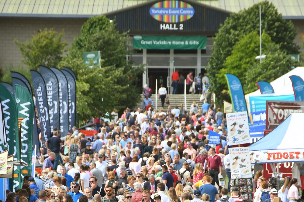 Yorkshire Showground venue hire
