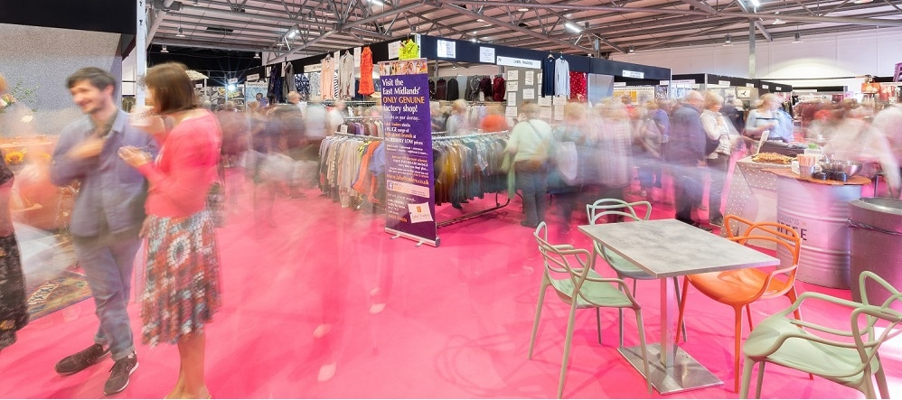 Exhibition halls for hire
