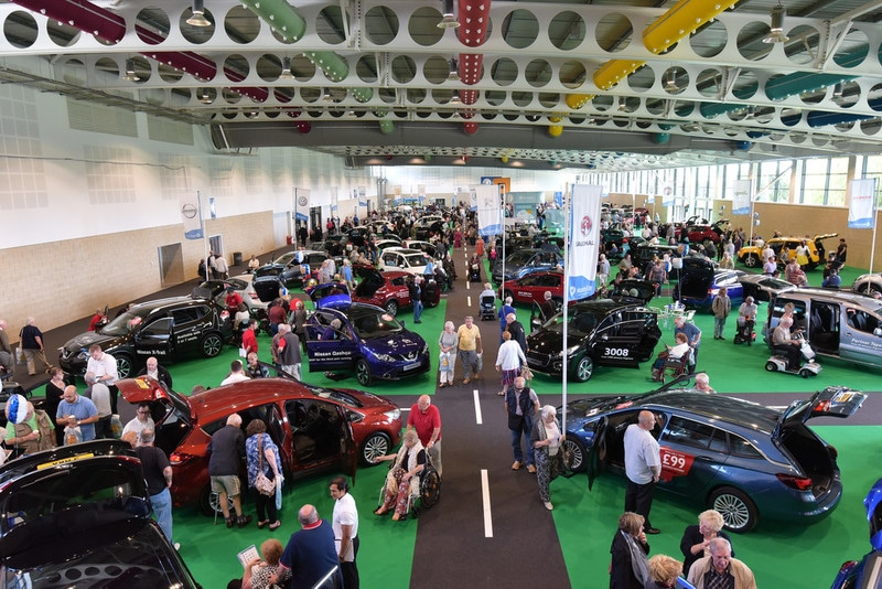 Automotive Event held at the Yorkshire Event Centre
