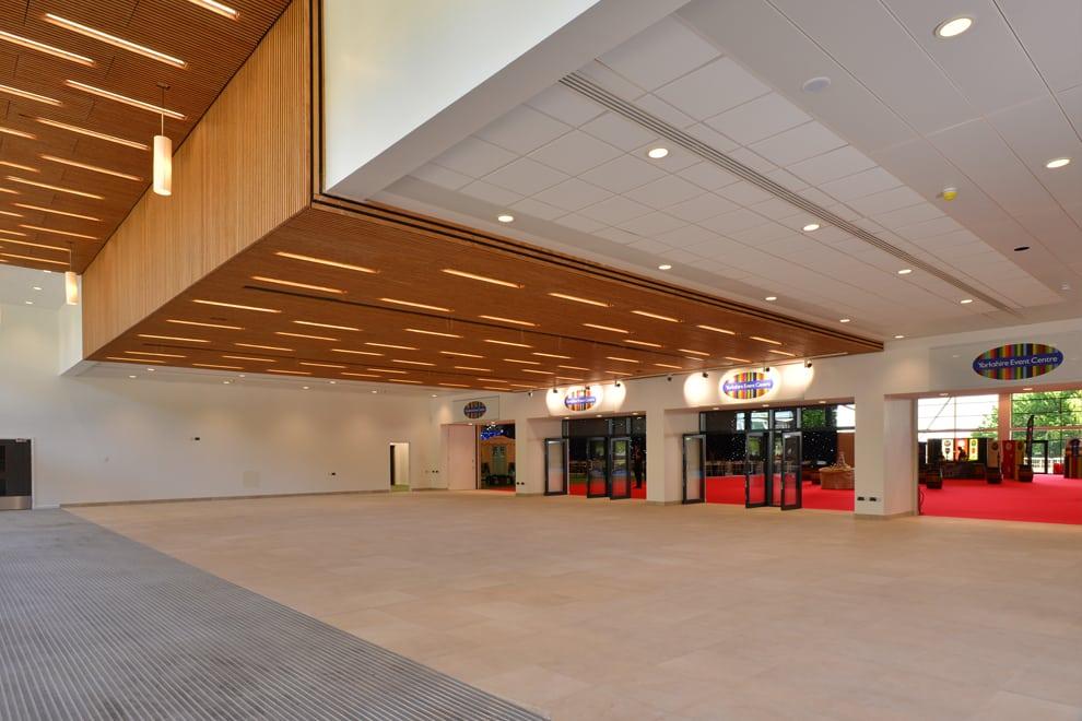 YEC Hall 1 Foyer