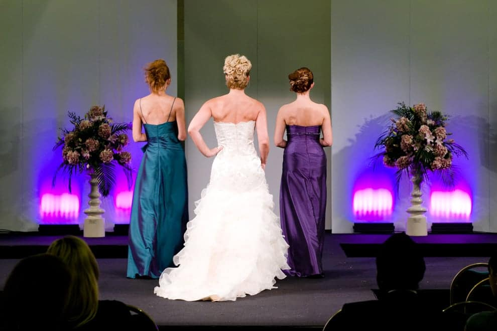 YEC Hall 2 wedding show
