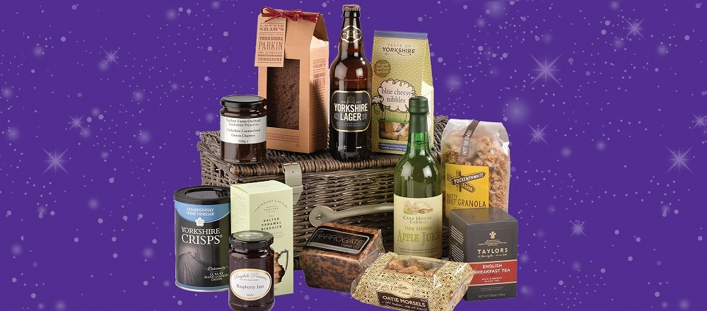Corporate Christmas Hamper gifts