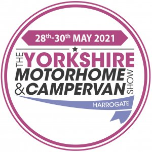 Yorkshire Motorhome and Campervan Show 2021