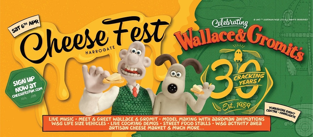 CheeseFest Harrogate 2019