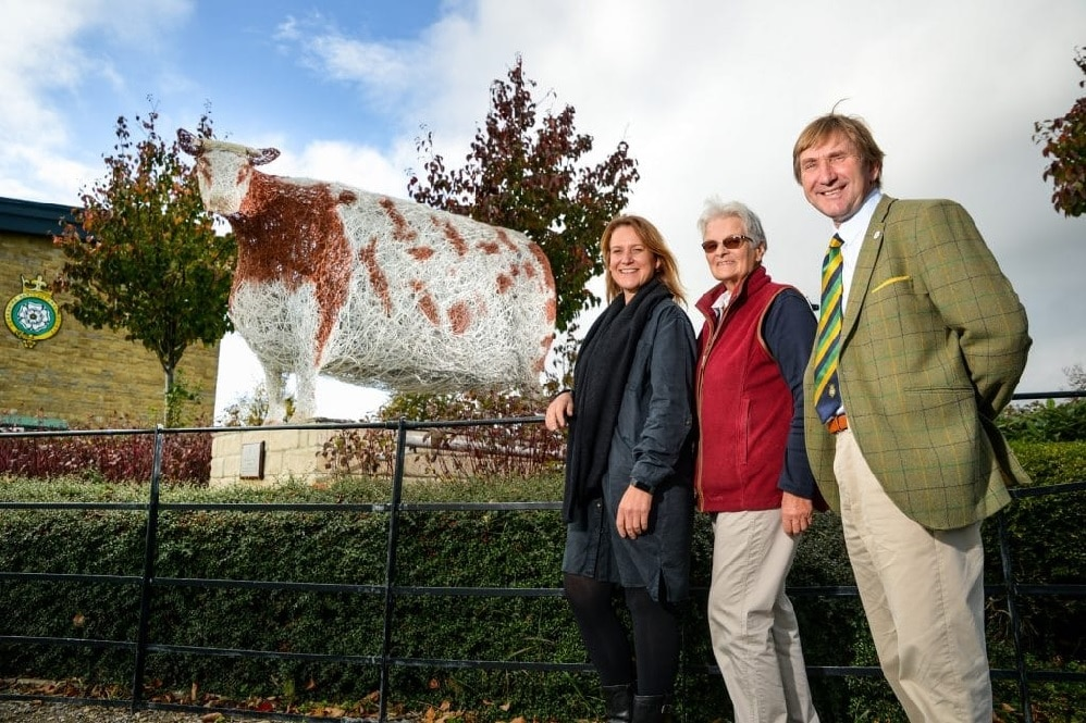 Yorkshire Agricultural Society - supporting charities