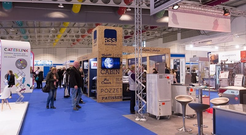 UK trade show venue