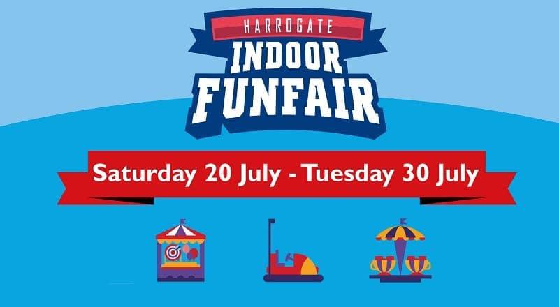 Harrogate Summer Indoor Funfair