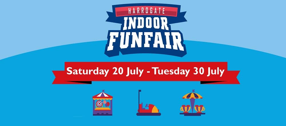 Harrogate Summer Indoor Funfair