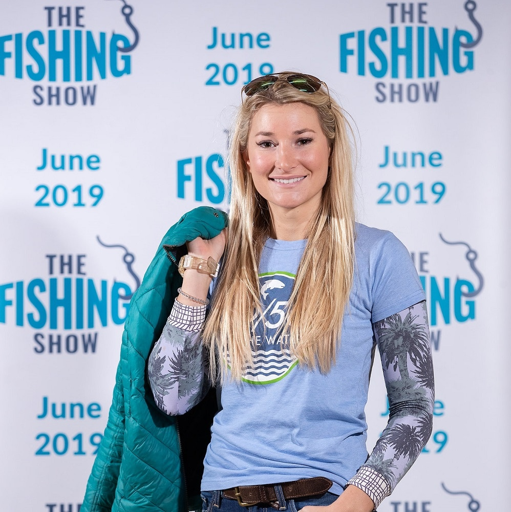 The Fishing Show, Great Yorkshire Showground, Harrogate, Yorkshire UK