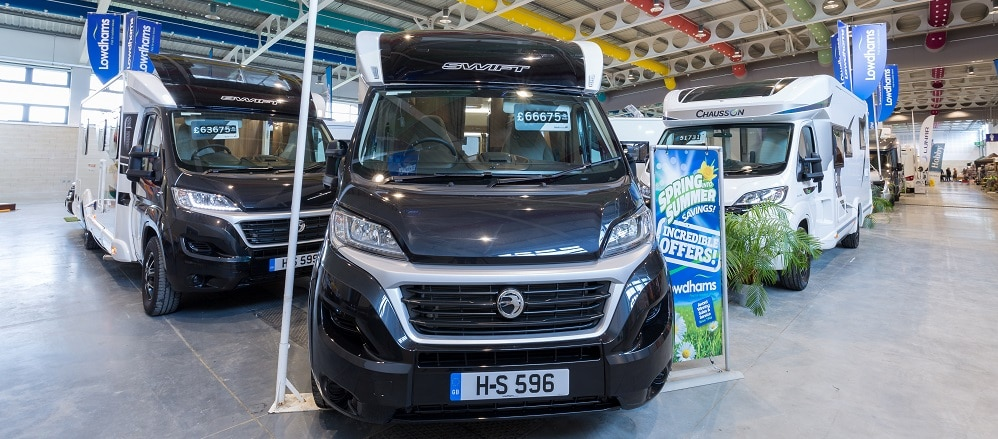 The Yorkshire Motorhome and Campervan show
