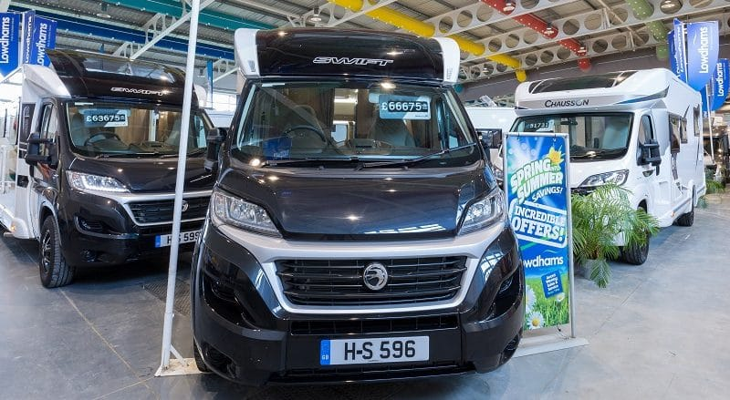 Yorkshire Motorhome Show 2020