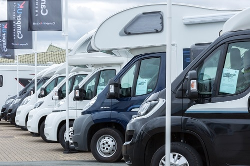Whats On Motorhome Show 2019