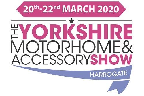 Harrogate motorhome show
