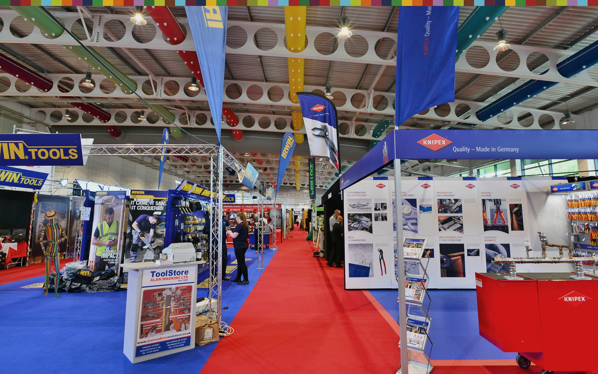 YEC Trade Exhibition