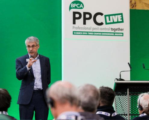 PPC Live - seminar area