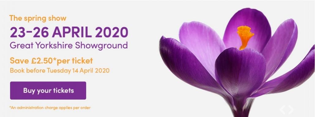 Spring Flower Show 2020