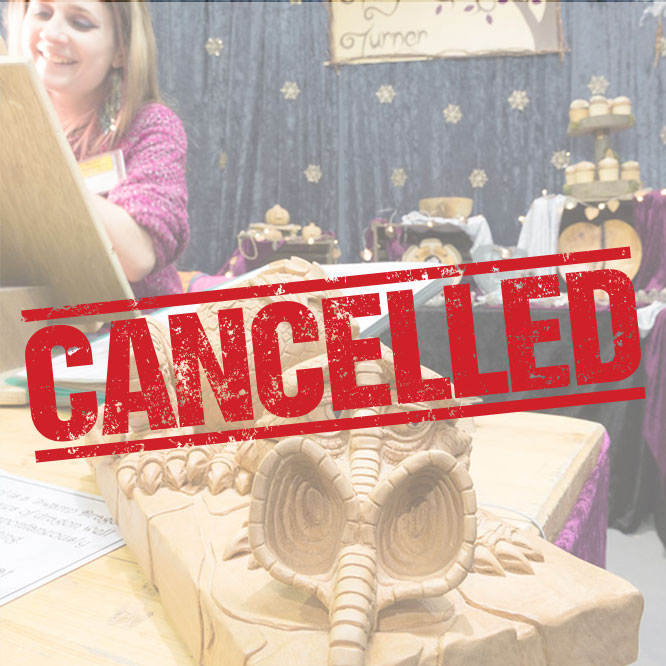 Woodworking Show Cancelled