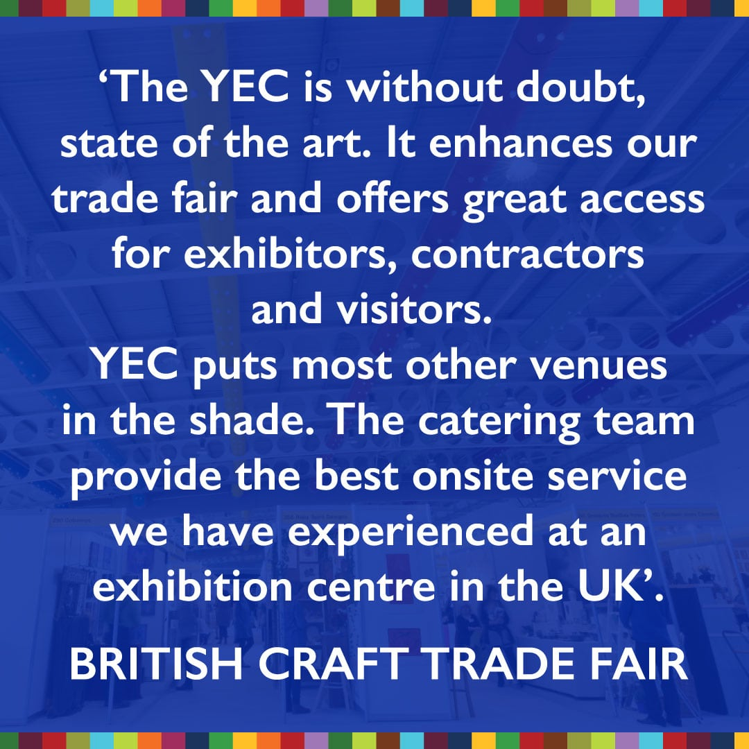 best trade fair venue