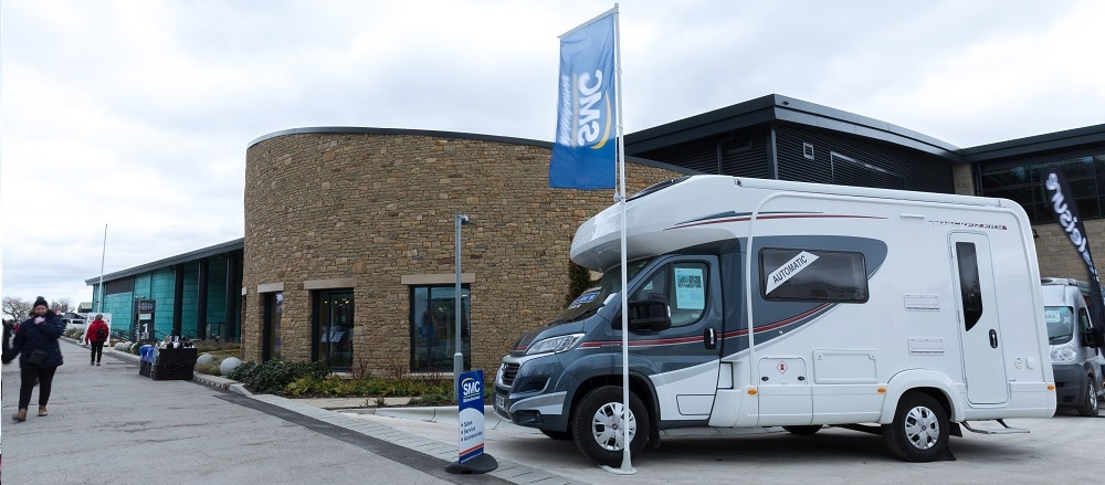 Yorkshire Motorhome and Accessory Show