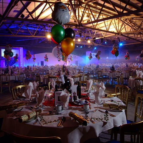 Hosting corporate events at YEC