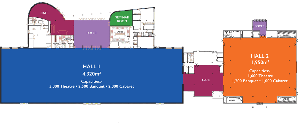 YEC Hall Plans