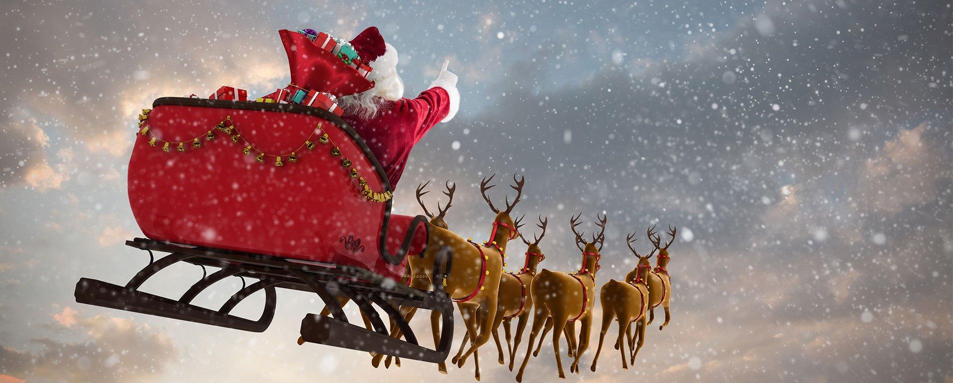 Santa at the Showground